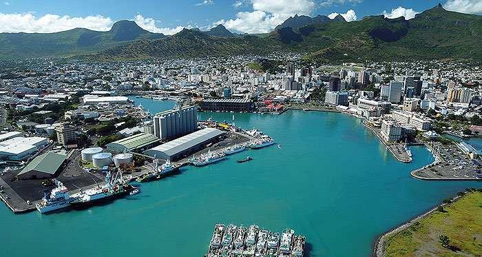 Port-Louis-harbour